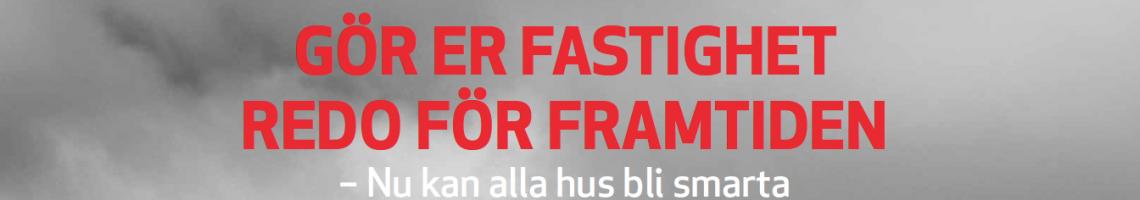 Smarta fastigheter Stockholm